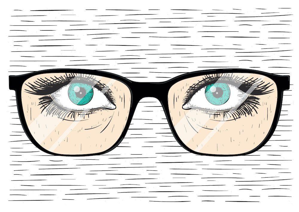 Bild: Brille