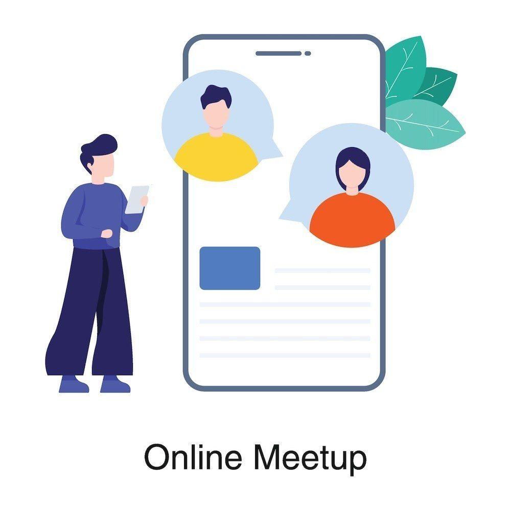 Bild: Online-Meeting
